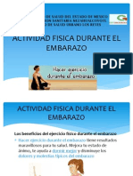 EJERCICIO DURANTE EL EMBARAZO - copia.pptx