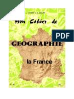 Géographie Mon Cahier de Géographie (Résumé) Dancre Bellan (Extra)