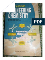 A Text Book of Engineering Chemistry - Shashi Chawla