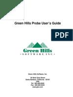 Ghprobe Manual