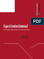 O Que é Creative Commons