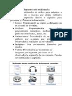 Elementos de Multimedia