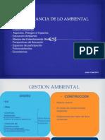 CLASE 1 ingenieria ambiental