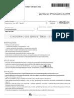 Caderno de Questões Espanhol