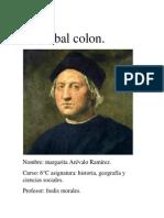 Cristóbal Colon