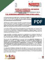 1907522-Comunicado Los Lobbies de La Logitica de Nuevo Contra Correos