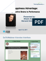 The Happiness Advantage Seminar-napredni Dio
