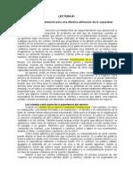 SEMANA 5 -10V Estrategias de Segmentación Para Una Efectiva Utilización de La Capacidad