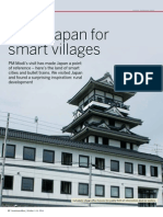 Go to Japan for smart villages
