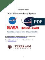 Mars Relay PowerStar RFI Concept