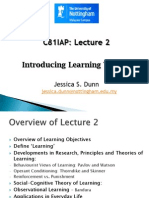 Lecture 2-Learning Theory