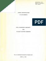 CV-2B Caribou Model Specification