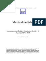 Multiculturalidad (1)