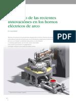 El Impacto de Las Recientes Innovaciones en Los Hornos Eléctricos de Arco
