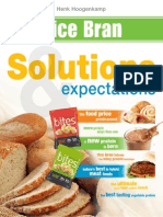 henk hoogencamp - rice bran solutions and expectations - white paper