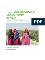 Women's Economic Leadership in Asia