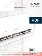 MSZ-FH Inverter High Efficiency Heat Pump Contractor Guide
