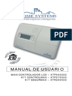 Xtp040503 Manual