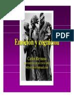 Carlos Reynoso - Ciencia Cognitiva y Antropologia del Conocimiento - Emocion y cognicion.pdf