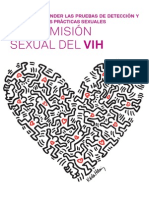Guia Transmision Sexual VIH