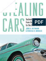 Stealing Cars Technology and Society From the Model T to the Gran Torino
