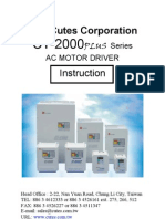 CT2000Pro Plus Manual English
