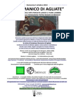 Il Romanico di Agliate - Locandina aggiornata