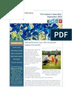 Prevent Child Abuse Iowa Newsletter