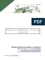 Apuntes Del Tema 2 (La Materia I) LEOPOLDO QUEIPO