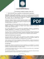 13-07-2011  El Gobernador Guillermo Padrés entregó el premio al mérito ecológico CEDES 2011. B071168