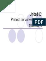 Unidad 03 Proceso de La Investigacion