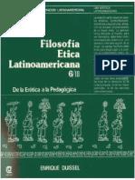 Filosofía ética latinoamericana