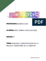 Trabajo de Ciencias Sociales 2a