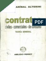 Alterini Atilio Anibal - Contratos Civiles Comerciales de Consumo