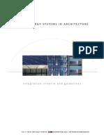 T41DA2 Solar Energy Systems in Architecture 28March20131