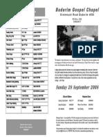 Newsletter broadsheet 2014 Sep28