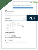 Formulario Ingeniería de Plantas