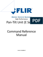 E Series Command Reference Manual