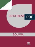 Como Hacer Negocios en Bolivia