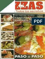 Pizzas Todos Los Secretos