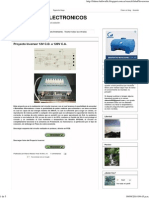PROYECTOS ELECTRONICOS_ Inversores
