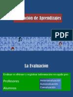 1.- Evaluación