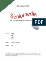 01 Businessplan Seniomedia Anonymisiert
