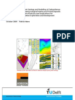 Reservoir Geology and Modelling of Carboniferous
