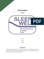 01_Businessplan Sleep Well