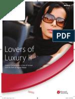 Lovers of Luxury II