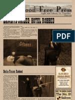 Deadwood Free Press Vol 2 Issue 27