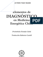 Diagnostico en Medicina China