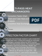 Multipass Heat Exchangers