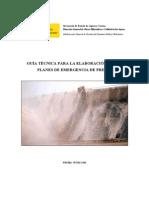 Guía Técnica Para La Elaboración de Planes de Emergencia de Presas